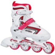 Roller Derby Cheetah S4 Adjustable Inline Skates - Girls