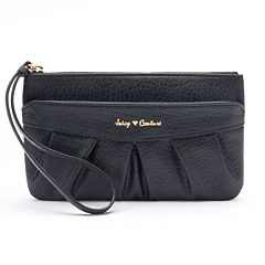 Juicy Couture JC 700 Ruched Wristlet  by
