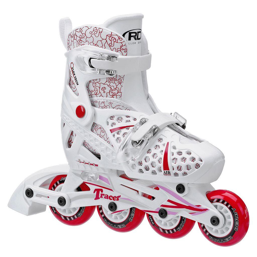 Roller Derby Tracer Adjustable Inline Skates - Girls