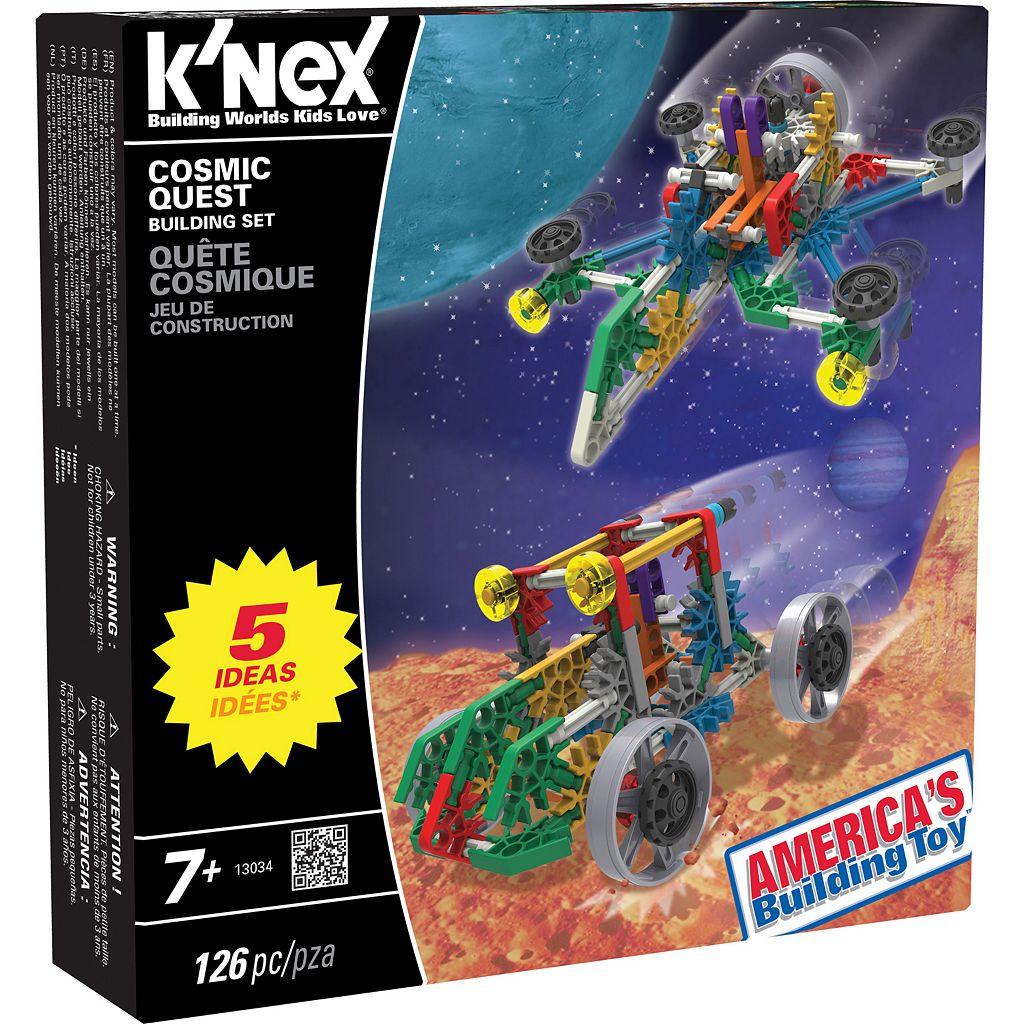 K'NEX Cosmic Quest Building Set