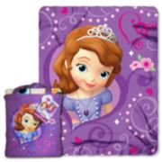 Disney Sofia the First ''Best Princess in Class'' 2-pc. Throw & Tote Set