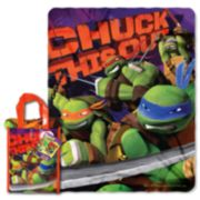 Teenage Mutant Ninja Turtles ''Chuck this Out'' 2-pc. Throw & Tote Set