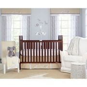 Wendy Bellissimo Little Safari 3 pc Bedding Set - Baby