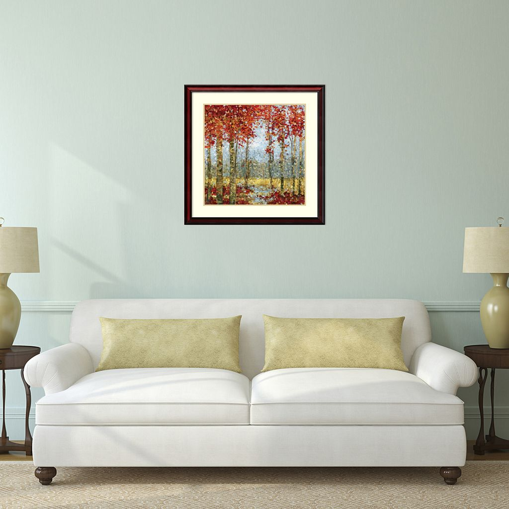 ''Into the Light II'' Framed Wall Art