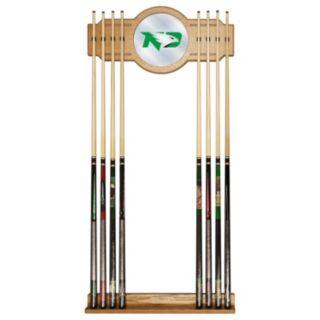 North Dakota Billiard Cue Rack with Mirror