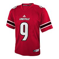 Boys 8-20 adidas Louisville Cardinals Replica NCAA Football Jersey