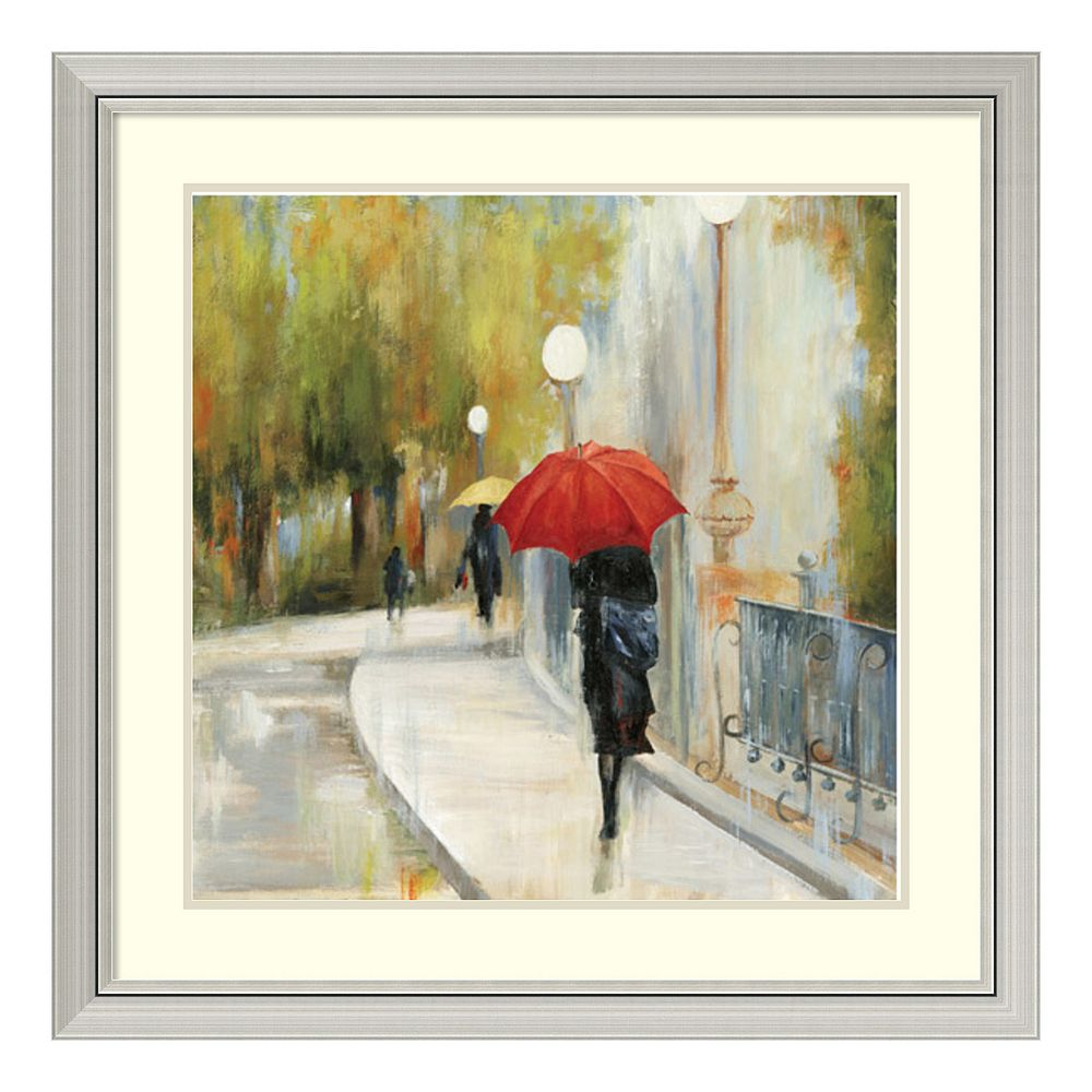 ''I Will Be There II'' Framed Wall Art