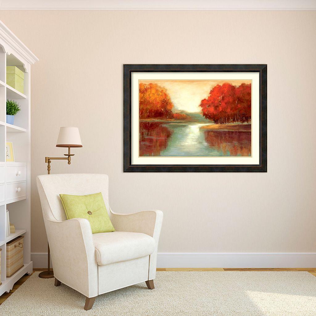 ''Vanilla Sky'' Framed Wall Art