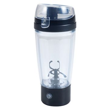Chef Buddy Dual-Layer Auto-Mixing Travel Mug
