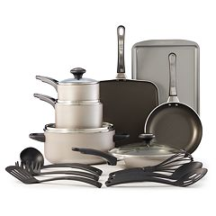 Farberware High Performance 17-pc. Nonstick Cookware Set