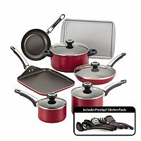 Farberware High Performance 17 pc Nonstick Cookware Set