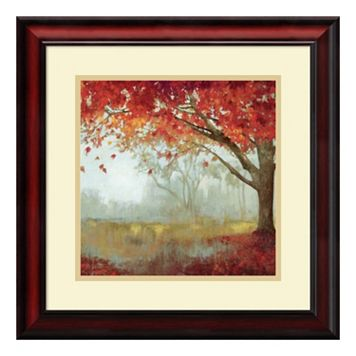 ''Sense of Space I'' Forest Framed Wall Art