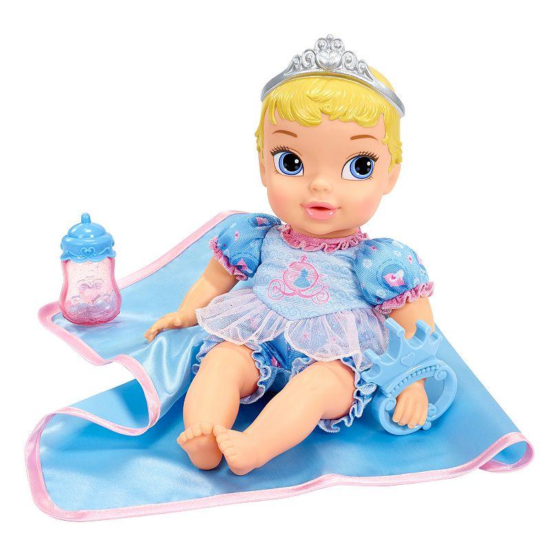 Disney Enchanted Nursery Cinderella Baby Doll In Blue: DISNEY COLLECTIBLES @ COLLECTIBLESCOLLECTIBLES.COM