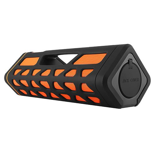 Sharper Image Rugged Wireless Bluetooth Speaker