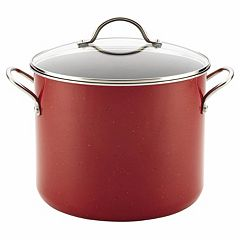 Farberware New Traditions Speckled 12-qt. Covered Stockpot