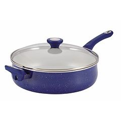 Farberware New Traditions Speckled Aluminum Nonstick 5-qt. Jumbo Cooker