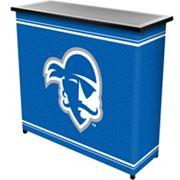 Seton Hall Pirates 2-Shelf Portable Bar with Case