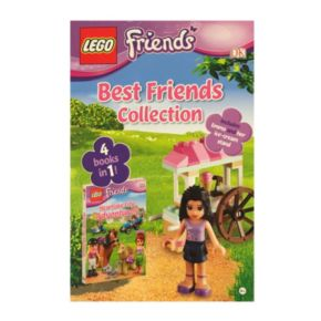 LEGO Friends Best Friends Collection Book