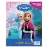 Disney's Frozen Anna & Elsa My Busy Book