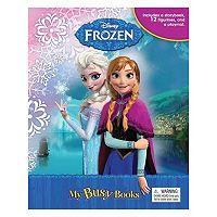 Disney's Frozen Anna & Elsa My Busy Book
