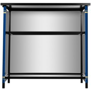 Navy Midshipmen 2-Shelf Portable Bar with Case