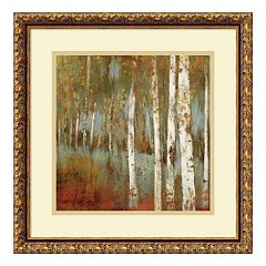 ''Along the Path I'' Tree Framed Wall Art