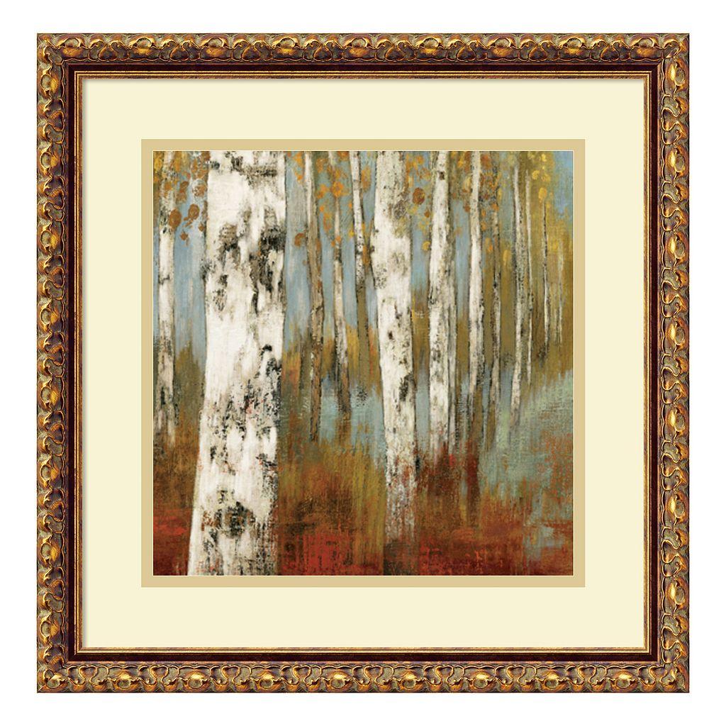 ''Along the Path'' Tree Framed Wall Art