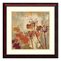 ''Wild Field II'' Floral Framed Wall Art