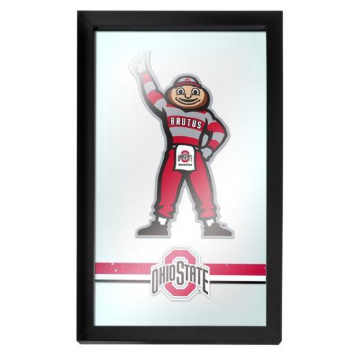 Ohio State Buckeyes Framed Logo Wall Art