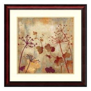 ''Wild Field I'' Floral Framed Wall Art