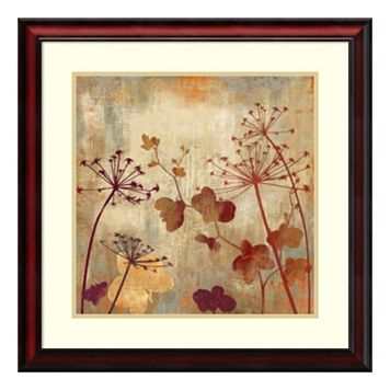 ''Wild Field I'' Floral Framed Wall Art