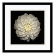 ''Dahlia 22'' Floral Framed Wall Art