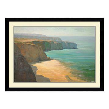 ''The Cliffs'' Framed Wall Art