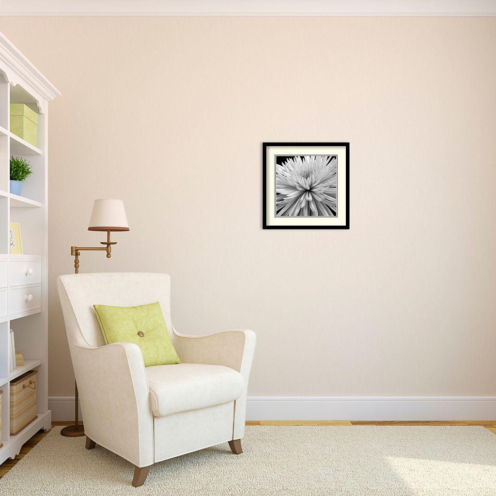 ''Mum'' Floral Framed Wall Art