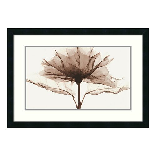 ''A Rose'' Floral Framed Wall Art