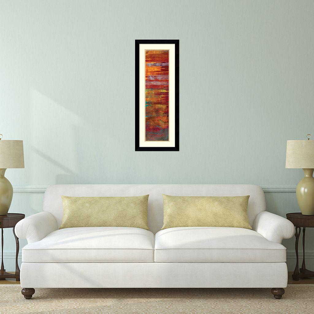 ''The Four Seasons Winter'' Framed Wall Art