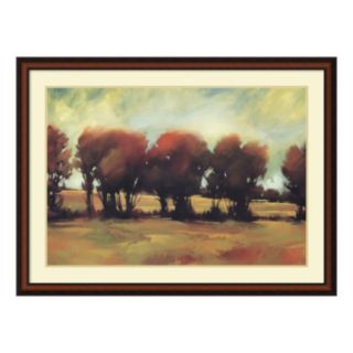 ''Storm Swept'' Tree Framed Wall Art