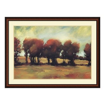 ''Storm Swept'' Tree Framed Wall Art
