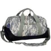 Wildkin Digital Camo Overnighter Duffel Bag - Kids
