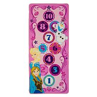 Disney's Frozen Hopscotch Game Rug - 26'' x 58'' by Jumping Beans®