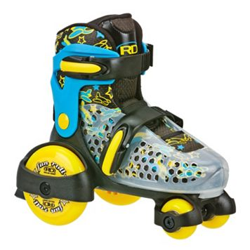 Roller Derby Fun Roll Jr. Adjustable Roller Skates - Boys