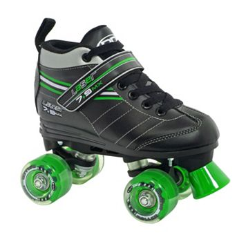 Roller Derby Laser 7.9 Speed Quad Roller Skates - Boys