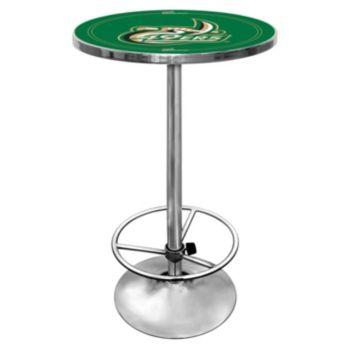 Charlotte 49ers Chrome Pub Table