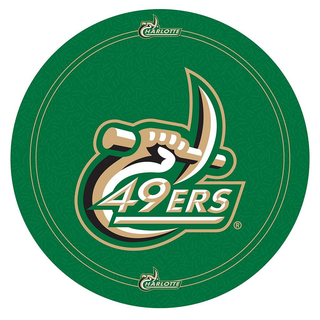 Charlotte 49ers Chrome Pub Table