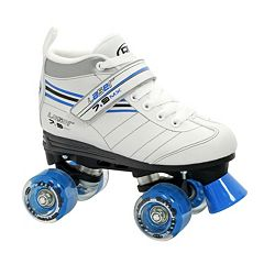 Roller Derby Laser 7.9 Speed Quad Roller Skates - Girls