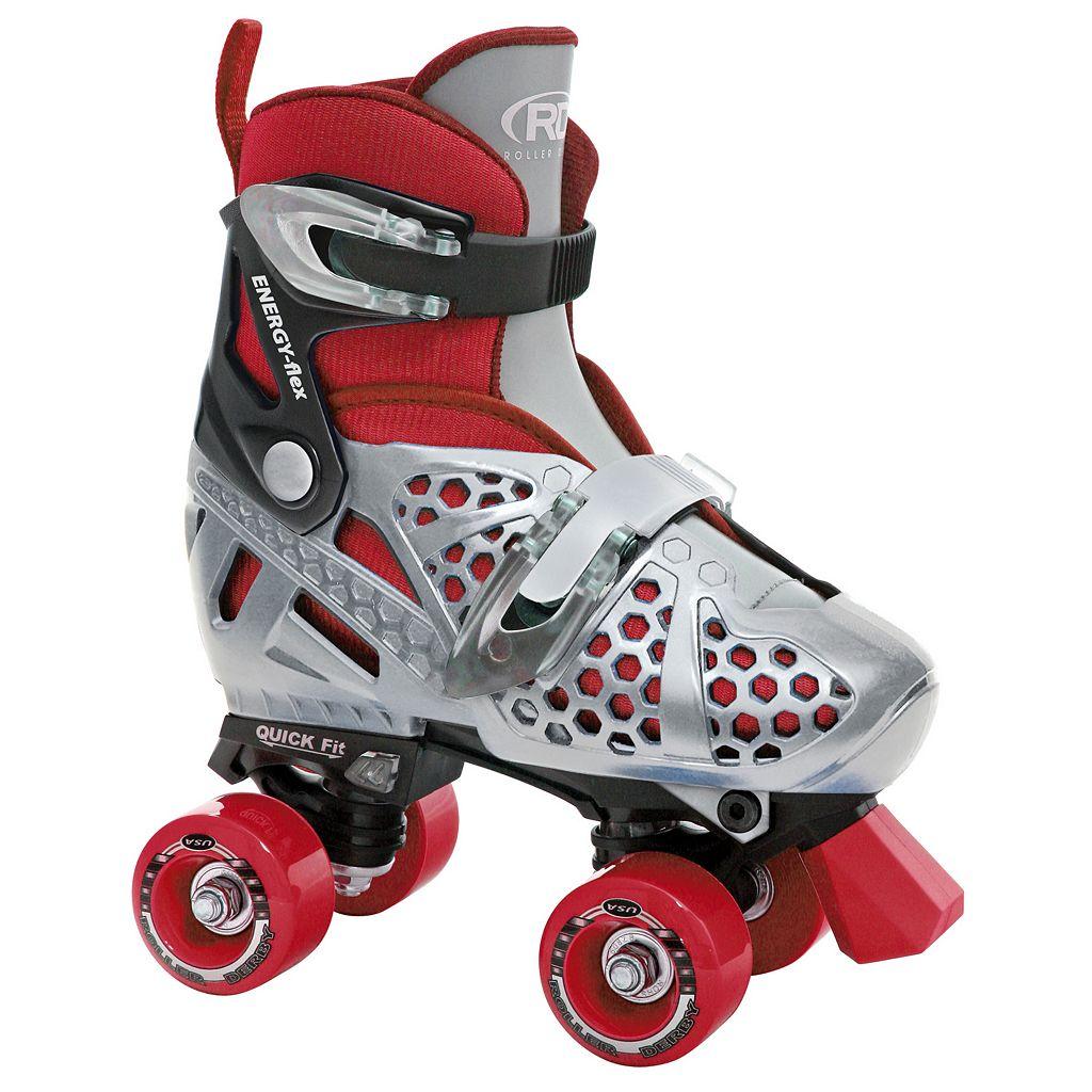 Roller Derby Trac Star Adjustable Roller Skates - Boys
