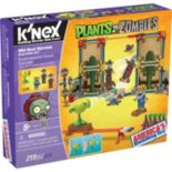 Plants vs. Zombies Wild West Skirmish Building Set by K'NEX