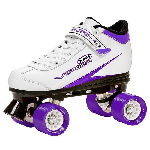 Roller Derby Viper M4 Speed Quad Skates - Women
