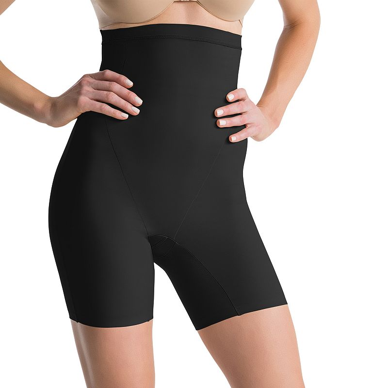 ASSETS Red Hot Label by Spanx Clever Controllers High-Waist Mid-Thigh Slimmer SS3415 - Women's