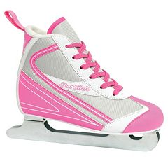 Lake Placid Starglide Double Runner Figure Skates - Girls